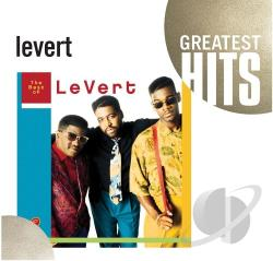 LeVert - Best of LeVert CD Cover Art