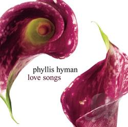 Hyman, Phyllis - Love Songs CD Cover Art