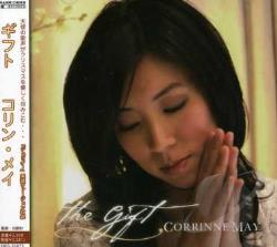 May, Corrinne - Xmas Album CD Cover Art