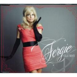 Fergie - Clumsy - Enhanced CD Cover Art