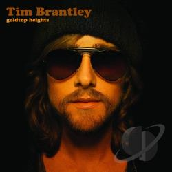 Brantley, Tim - Goldtop Heights CD Cover Art