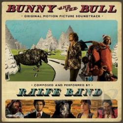 Ralfe Band - Bunny And The Bull - Original Soundtrack CD Cover Art