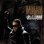 Devaughn, Raheem - Love & War MasterPeace - Deluxe Version DB Cover Art