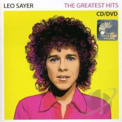 Sayer, Leo - Greatest Hits CD Cover Art