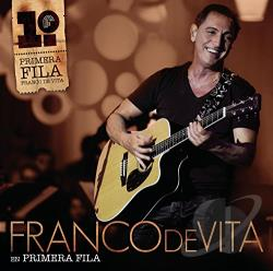 Vita, Franco De - En Primera Fila CD Cover Art