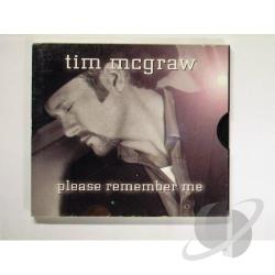 Mcgraw, Tim - Please Remember Me CD Cover Art