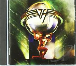 Van Halen - 5150 CD Cover Art
