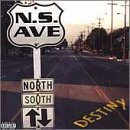 N.S. Ave - Destiny CD Cover Art