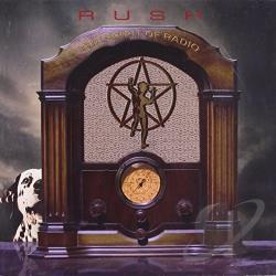Rush - Rush - Spirit of Radio: Greatest Hits (1974-1987) CD Cover Art