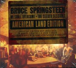 Springsteen, Bruce - We Shall Overcome: The Seeger Sessions CD Cover Art
