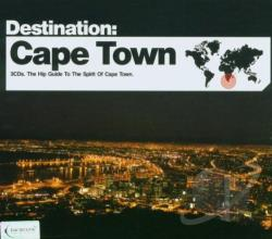 Destination: Cape Town CD Cover Art
