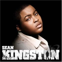 Kingston, Sean - Eyes Above Water CD Cover Art