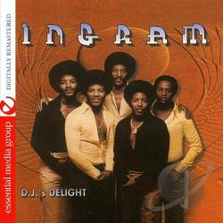 Ingram, James - Hits Anthology CD Cover Art