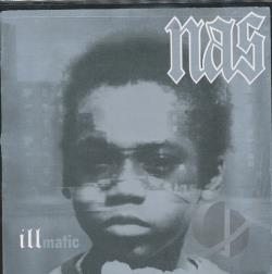 Nas - Illmatic 10th Anniversary Platinum Edition CD Cover Art