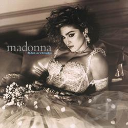 Madonna - Like a Virgin LP Cover Art