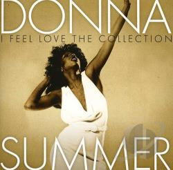 Summer, Donna - I Feel Love: The Collection CD Cover Art