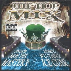 Cali Kings - Hip Hop Mix CD Cover Art