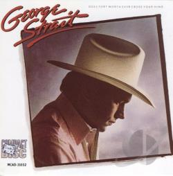 Strait, George - Does Fort Worth Ever Cross Your Mind CD Cover Art