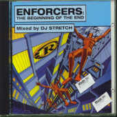 Enforcers - Beginning Of The End CD Cover Art