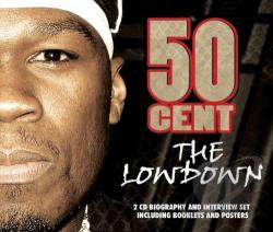 50 Cent - 50 Cent:Lowdown CD Cover Art