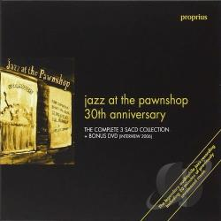 Domnerus, Arne - Jazz at the Pawnshop SA Cover Art