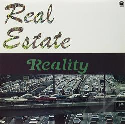 Real Estate - Reality LP Cover Art