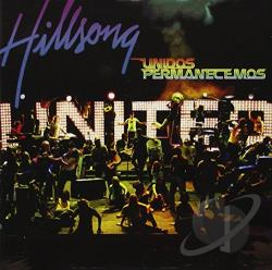 Hillsong United - Unidos Permanecemos CD Cover Art