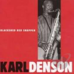 Denson, Karl - Imp-Blackened Red Snapper CD Cover Art