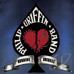 Griffin, Philip - Burning Bridges CD Cover Art