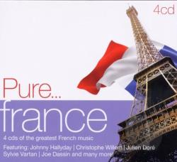 Purefrance CD Cover Art