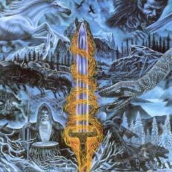Bathory - Blood on Ice CD Cover Art