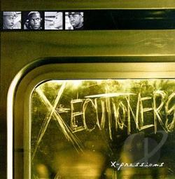 X-Ecutioners - X-Pressions CD Cover Art
