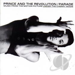 Prince / Prince & The Revolution - Parade CD Cover Art