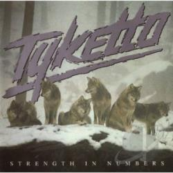 Tyketto - Strength In Numbers CD Cover Art