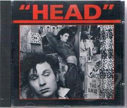 Head - Snog on the Rocks CD Cover Art
