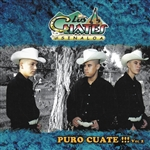 Los Cuates De Sinaloa - Puro Cuate!!! Vol. 2 CD Cover Art