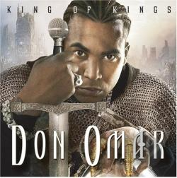 Omar, Don - King of Kings CD Cover Art