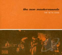 New Mastersounds - Live at la Cova CD Cover Art