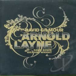 Gilmour, David - Arnold Layne LP Cover Art