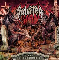 Sinister - Silent Howling CD Cover Art