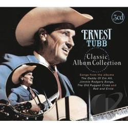 Tubb, Ernest - Classic Album Collection CD Cover Art