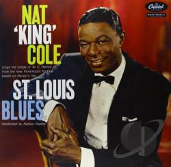 Cole, Nat King - St. Louis Blues LP Cover Art