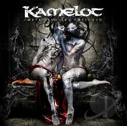 Kamelot / Kamelot Media Group - Poetry for the Poisoned CD Cover Art