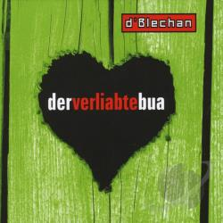 D'Blechan - Der Verliabte Bua CD Cover Art
