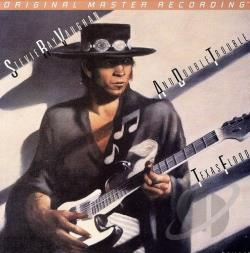 Double Trouble / Vaughan, Stevie Ray / Vaughan, Stevie Ray & Double Trouble - Texas Flood SA Cover Art