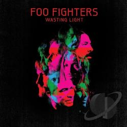 Foo Fighters - Wasting Light CD Cover Art