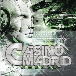 Casino Madrid - Robots CD Cover Art