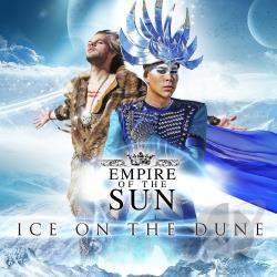 Empire Of The Sun - Ice on the Dune CD Cover Art