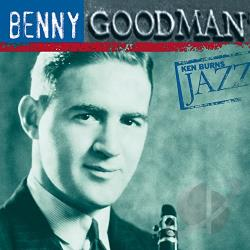 Goodman, Benny - Ken Burns Jazz CD Cover Art