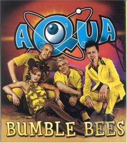 Aqua - Bumble Bees CD Cover Art